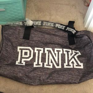 Pink by Victoria's Secret duffle